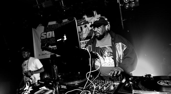 "Alguém se habilita? – James Brown e Afrika Bambaataa podem te chamar de ""Mestre""do Hip Hop !"